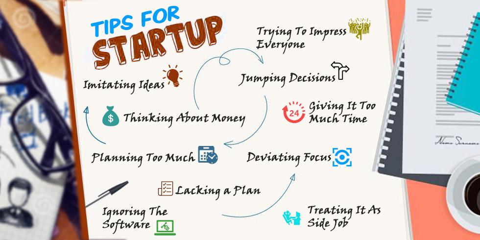 Top 10 Mistakes Start-ups Should Avoid