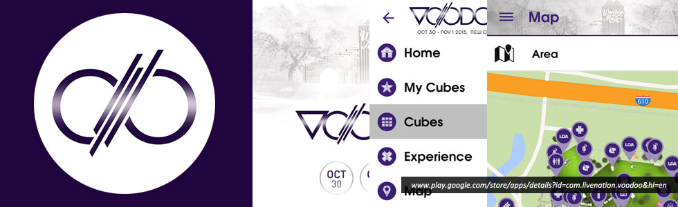 Voodoo Mobile App
