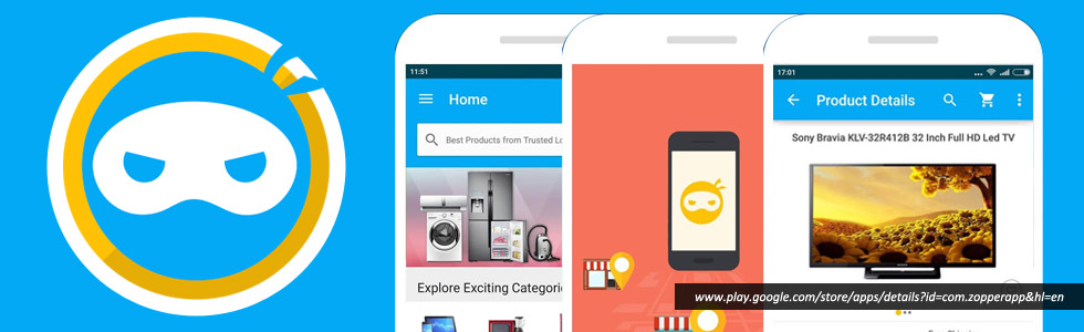 Zopper Mobile App