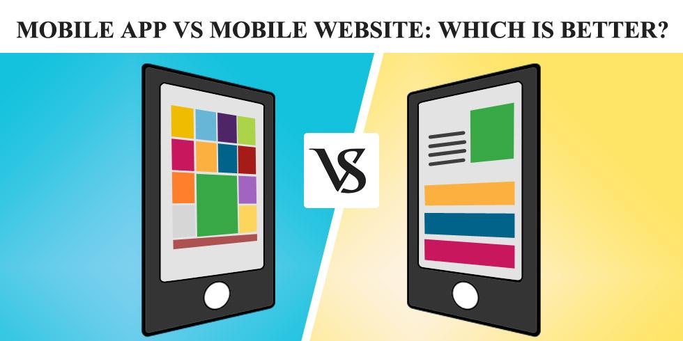 Mobile Application vs Mobile Website