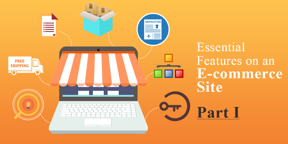 Essential Features on an E-commerce Site