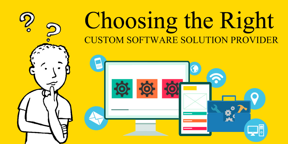 Custom Software Solution Provider India