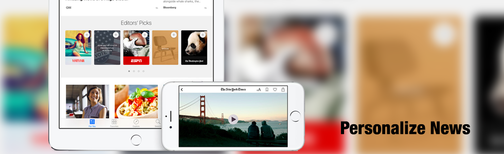 Personalize News ios 9.3 new features
