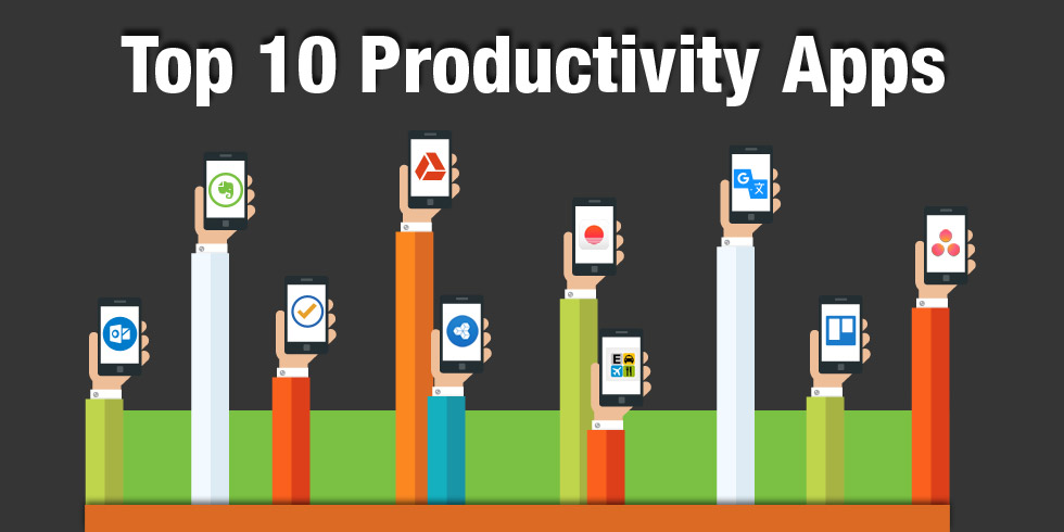 Top 10 Productivity Apps that Help in Daily Tasks