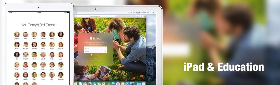 iPad & Education ios 9.3 new features