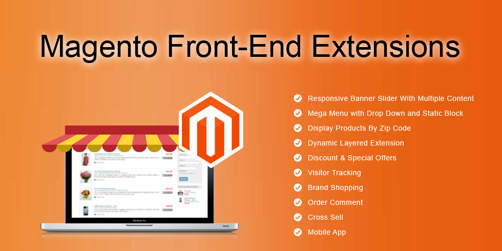 Best Magento Front-End Extensions developed by Silver Touch