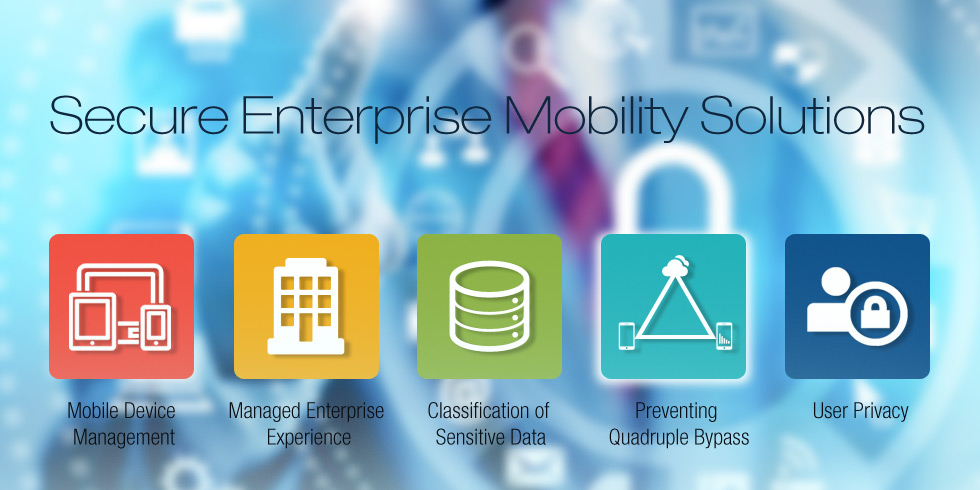 How to Develop Secure Enterprise Mobility
