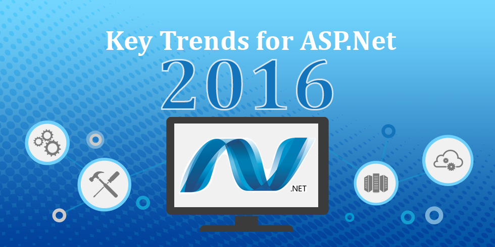Key Trends for ASP.Net 2016