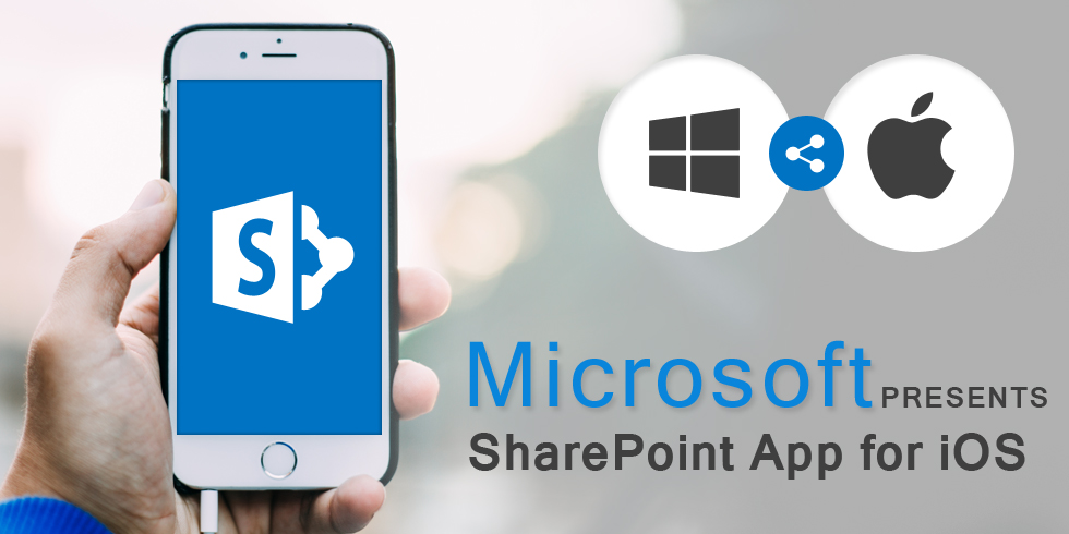 SharePoint goes Mobile with its New iOS App from Microsoft