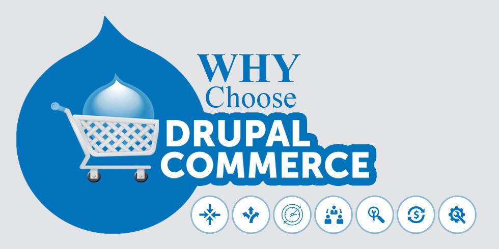 Drupal + Drupal Commerce - A Combination to Consider
