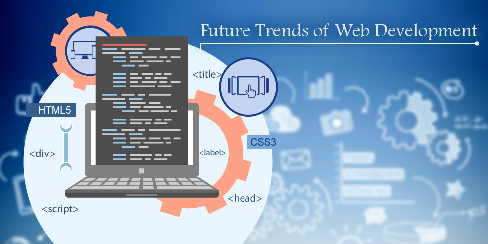 Future Trends of Web Development