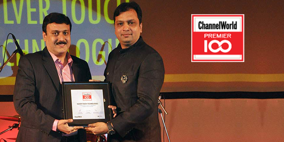 Silver Touch Awarded at the Channel World Premier 100 Awards 2016