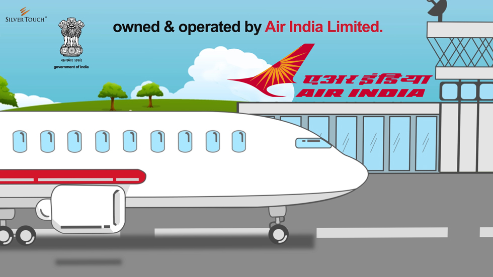 Government Project — How Silver Touch Redeveloped Air India Portal