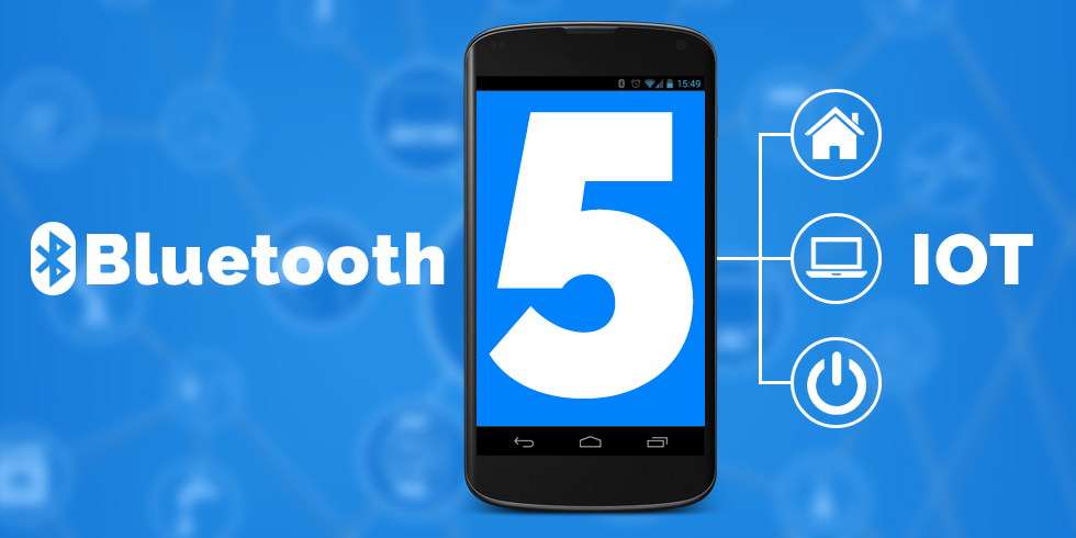 IoT Devices: The Prime Focus of Bluetooth 5