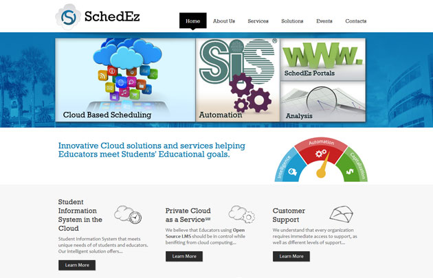 SBBC-Moodle LMS Implementation for SchedEz