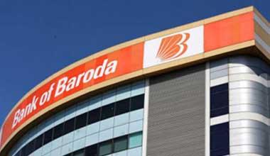 Bank of Baroda Corporate Website