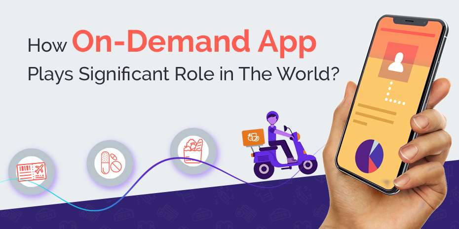 on demand app