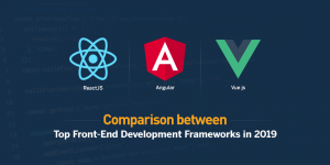 The 3 Most Popular Front-end Frameworks Compared