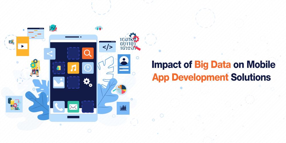big data mobile app development