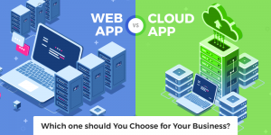 Web App vs Cloud App: How Can You Choose The Right Technology?