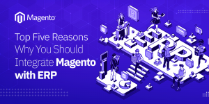Top Five Reasons Why You Should Integrate Magento with ERP