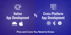 Native vs. Cross-platform App Development- Pros and Cons You Need to Know