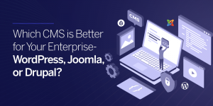 Which CMS is Better for Your Enterprise- WordPress, Joomla, or Drupal?