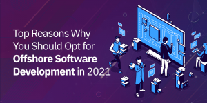 Top Reasons Why You Should Opt for Offshore Software Development in 2021