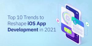 Top 10 Trends to Reshape iOS App Development in 2021