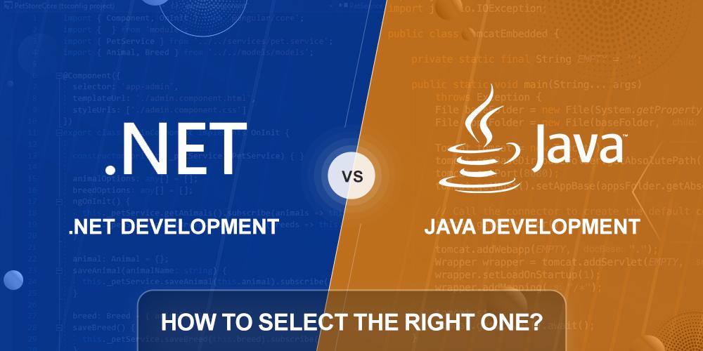 ASP.NET vs Java