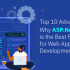 Top 10 Advantages Why ASP.Net Core is the Best Framework for Web Application Development